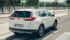 Essai Honda CR-V Hybrid : mission d'émissions