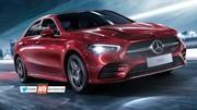 Future Mercedes CLA (2019) : la seconde génération en approche