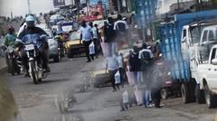 La mortalité routière, un problème de pays pauvres