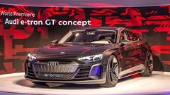 E-tron GT Concept : Audi s'abstient encore de concurrencer Tesla