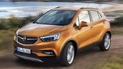 Cousine du 2008, l'Opel Mokka aussi sera électrifiée