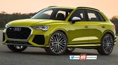 Futur Audi RS Q3 (2019) : la barre des 400 ch