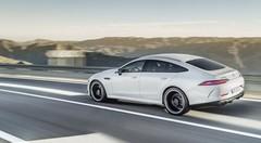 Essai Mercedes AMG GT Coupé 4-portes 63 S : Berline balistique