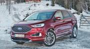 Essai Ford Edge restylé (2018) : un Yankee au pays d'Ikea
