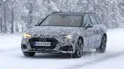 Audi A4: bientôt un nouveau visage