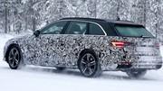 Audi A4 2019 : Un vrai restylage en préparation