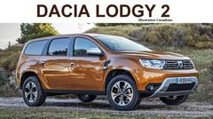 Un nouveau Dacia Lodgy pour 2020