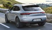 Porsche dévoile le Macan S restylé