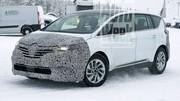 Renault prépare le restylage de l'Espace