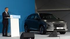 Hyundai vise une production de 500 000 voitures à hydrogène par an