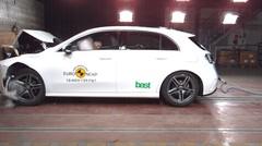 Crash-test Euro NCAP: les voitures les plus sûres de 2018… et les pires