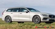 Essai Volvo V60 D4 FWD : Une seconde génération qui prend du grade