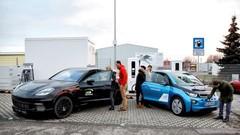 Avec cette borne, on récupère 100 km d'autonomie électrique en 3 minutes… gratuitement !