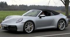 Porsche 992 Cabriolet : Sortie à découvert