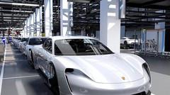 Porsche Taycan : épuisée jusqu'en 2021