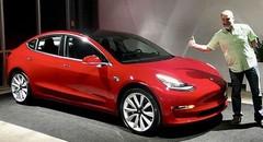 Tesla Model 3 : 1000 exemplaires par jour