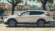 Essai Honda CR-V Hybrid : Sobriété raisonnée