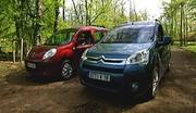 Essai Citroën Berlingo et Renault Kangoo : Ludospacement vôtre !