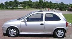 Marche arrière : L'Opel Corsa B GSI 16v