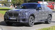 Vidéo BMW X6 2019 : la troisième génération en route
