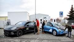 Allego, BMW, Porsche et Siemens lancent une borne de recharge à 450 kW
