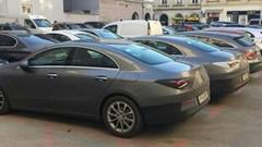La Mercedes CLA sera dévoilée au CES de Las Vegas 2019