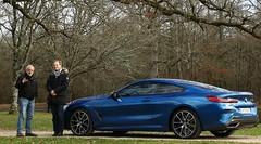 Emission Turbo : BMW Série 8; X5; 508 SW; concept e-tron GT