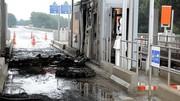 Gilets jaunes: plusieurs dizaines de millions d'euros de dégâts sur les autoroutes