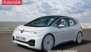 Volkswagen ID : La compacte électrique avance bien camouflée