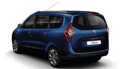 Dacia : un nouveau monospace Lodgy en 2020