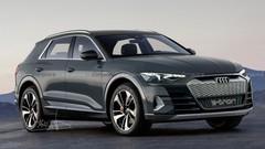 Audi e-tron SUV compact : l'équivalent électrique du Q3 arrive en 2021