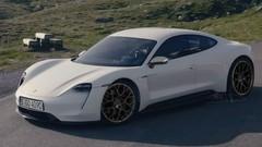 Porsche Taycan : une version coupé en projet