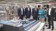 Paris et Berlin veulent créer l'Airbus de la batterie