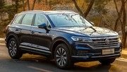 Volkswagen Touareg PHEV : hybride branchée