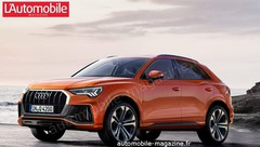 Les nouveautés Audi 2019 en images