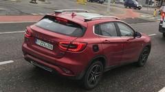 Un SUV Landwind surpris en Belgique
