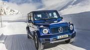 Mercedes: le nouveau Classe G reçoit un moteur diesel