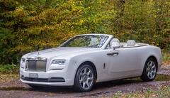 Essai Rolls-Royce Dawn Drophead Coupé : Le (vrai) luxe n'a pas d'âge