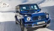 Mercedes G 350 d : enfin un moteur « d'accès » !