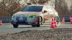 Mercedes annonce la Classe A 45 AMG