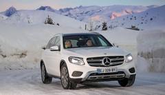 Essai Mercedes Benz GLC220d