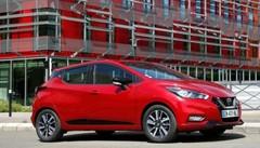 Nissan Micra : nouveaux moteurs à essence de 100 et 117 ch