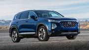 Hyundai Santa Fe : accès et démarrage par empreinte digitale