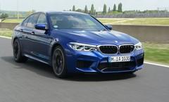 Essai BMW M5 F90 (2018) : La grande routière balistique