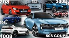 Futures Peugeot 2019-2021 : le lion affûte ses griffes