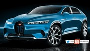Bugatti SUV : à quoi pourrait-il ressembler ?
