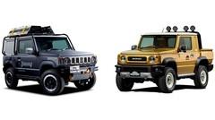 Suzuki Jimny : deux concepts insolites au salon de Tokyo