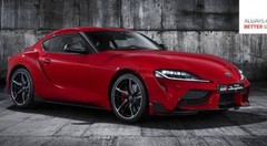 Toyota Supra : en fuite sous toutes ses coutures !