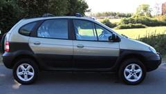 Marche arrière : Le Renault Scénic RX4 2.0i 16v