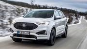 Essai Ford Edge : montée en gamme